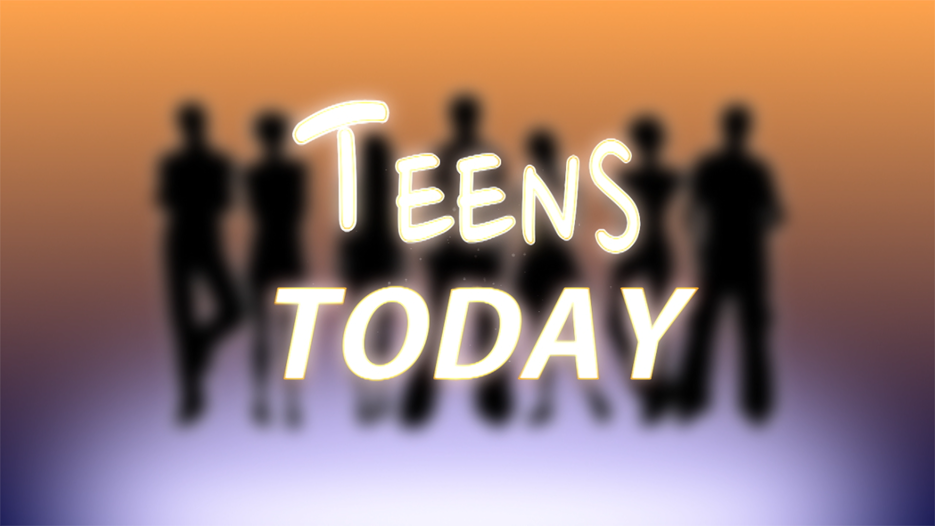 teenagers today