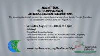 Pen Voice – 248 – 50th Anniversary: Japanese Garden Celebrations