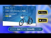 Using Bay Bikes in San Mateo
