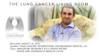 Lung Cancer Living Room – 08-16-16