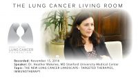 Lung Cancer Living Room – 11/15/16