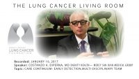 Lung Cancer Living Room – 01-17-17