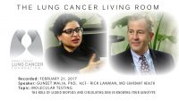 The Lung Cancer Living Room – 02-21-2017